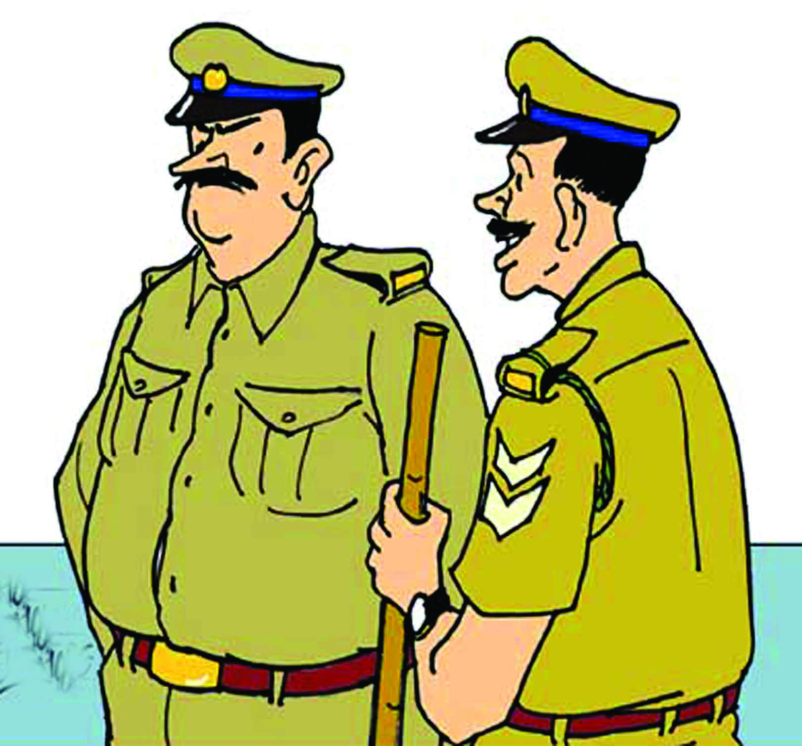 Traffic clipart indian Arm or Twisting? Policing
