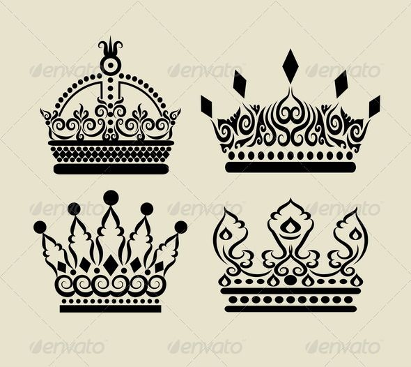 Indian clipart crown On Decorations Crown Pinterest 25+