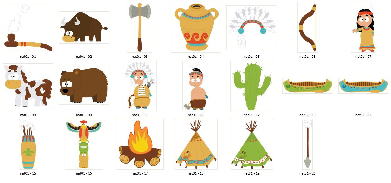 Indian clipart cute Clipart This file design indian