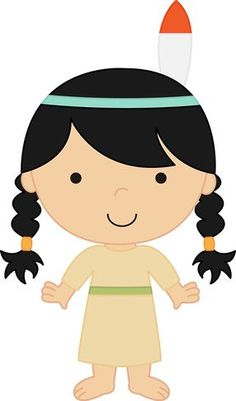 Indian clipart cute Collection Roleplaying and indian and
