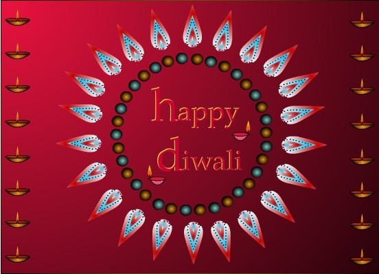 Indian clipart diwali Indian diwali Greeting greeting clipart