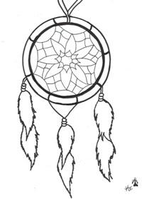 Native American clipart dream catcher Story Tattoo catchers Dream Catcher