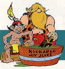 Indian clipart drunk Joy Comics Corn Juice Drunken
