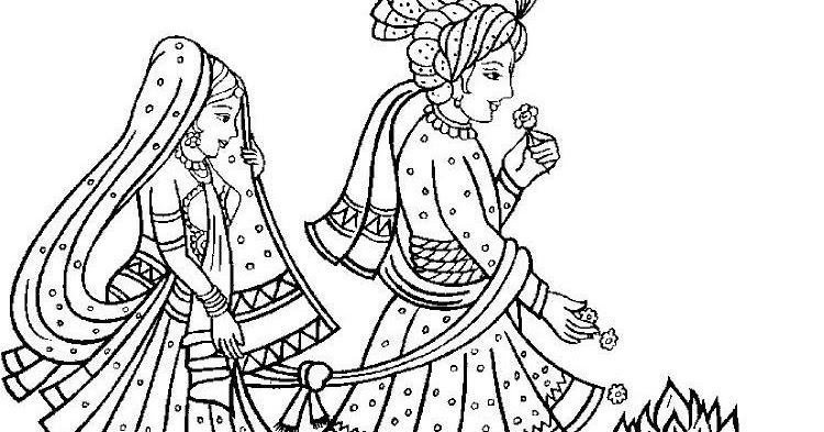 Indian clipart dulha dulhan Why  Umang's The Hindu