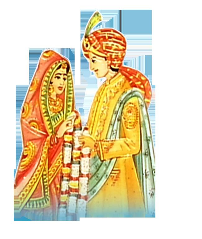 Bride clipart indian wedding #3