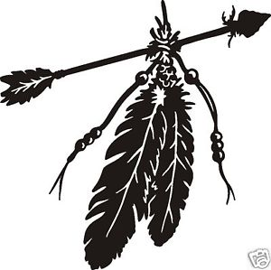 Indian clipart eagle Indian Free Arrow Clipart Download