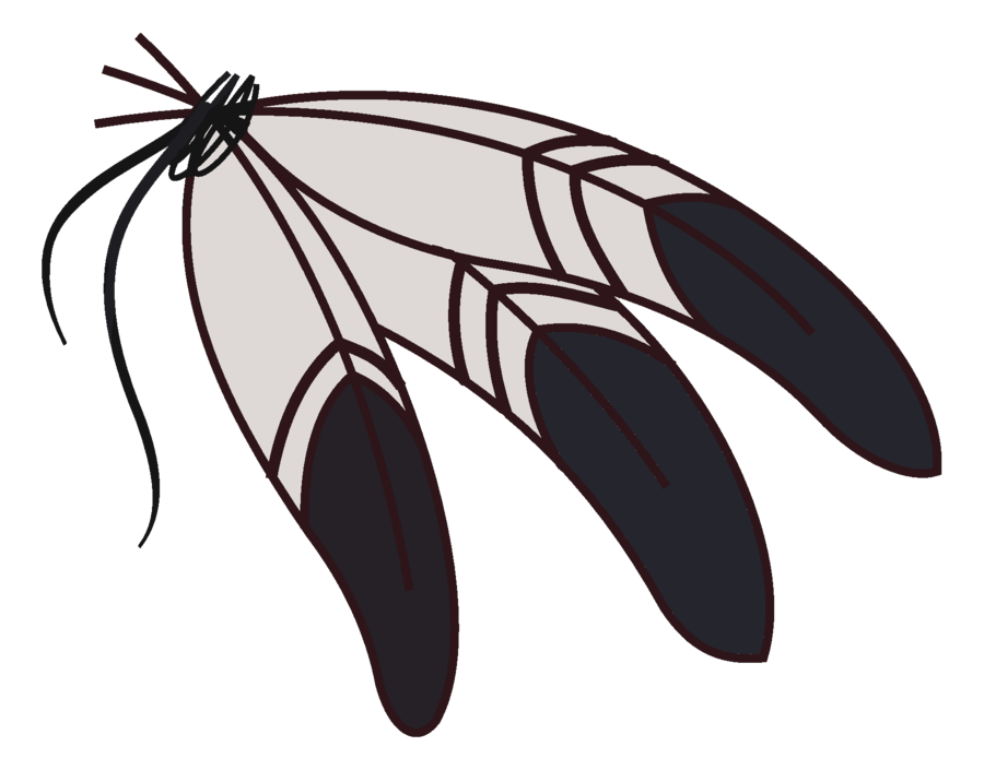 Indian clipart eagle Feather indian Clipart Chief feather