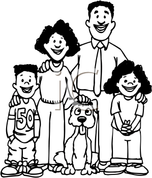 Indian clipart family member And Family Indian Favorite And