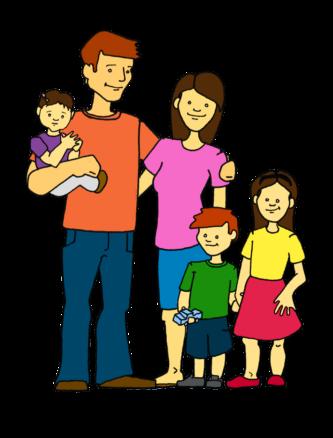Indian clipart family photo Animation Cartoon ClipartPen #4432 «