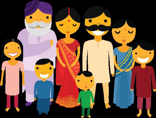 Indian clipart family photo Traditional clipart collections clipart BBCpersian7