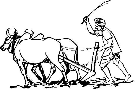 Native American clipart farming Free Farmer வாத்தியார் Indian Download