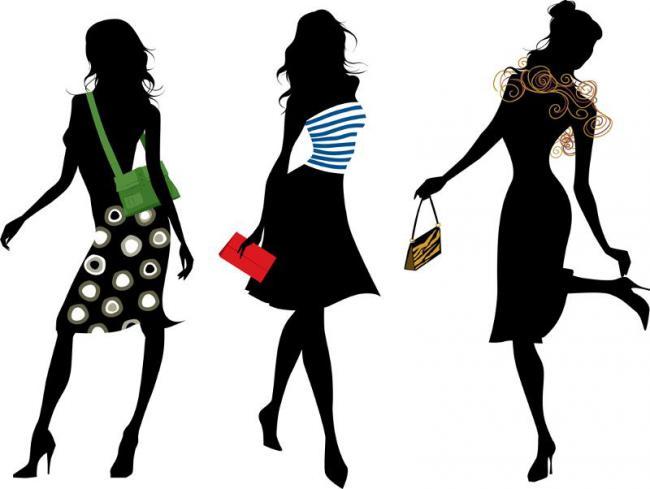 Indian clipart fashion show Show (IFL) League fashion Indian