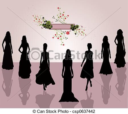 Indian clipart fashion show Dress Clip Show dresses_dressesss Art_Other