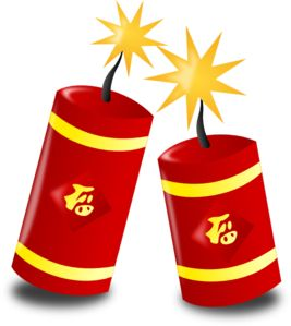 Indian clipart firecracker Fireworks royalty & Chinese Chinese