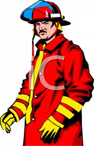 Firefighter clipart red Clipart Clipart Free Clipart Panda