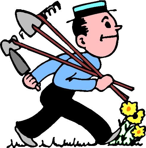 Indian clipart gardener Free Pictures Gardener library Clipart