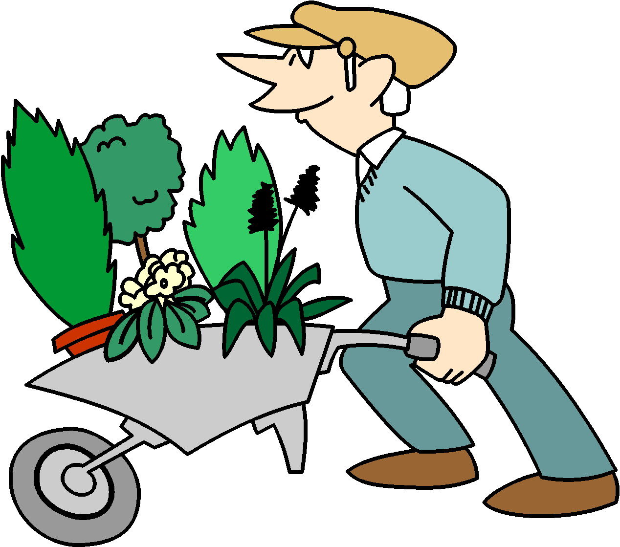 Indian clipart gardener Images Clipart Free Clipart Wee