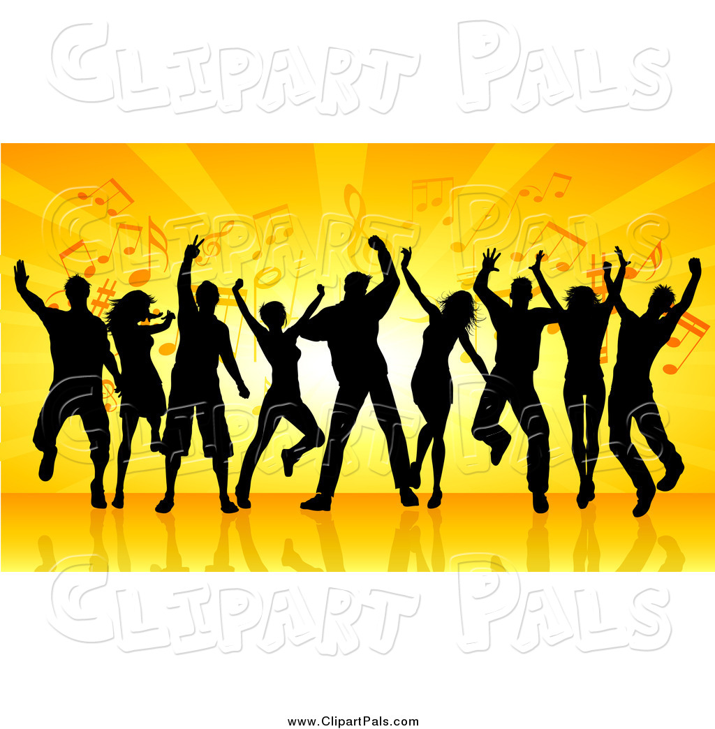 Danse clipart music and dance Clipart A Clip Party At