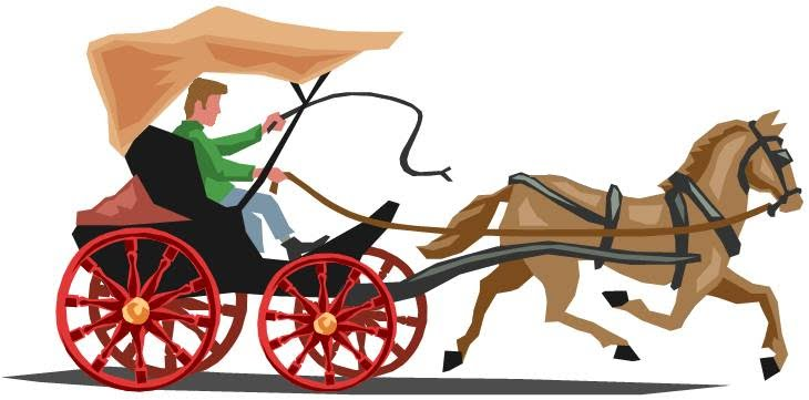 Indian clipart horse cart Carriage found Found horse And