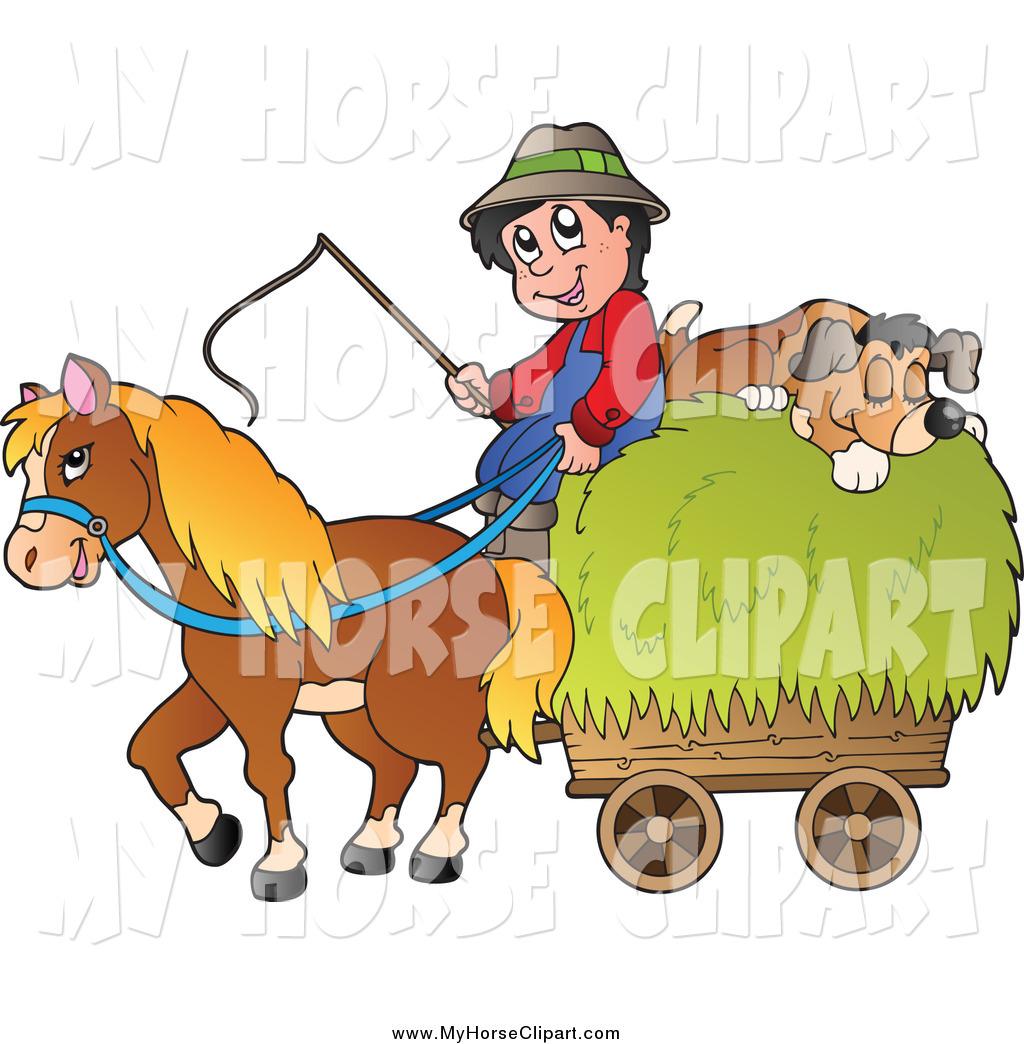 Indian clipart horse cart A Stock Designs Horse Dog