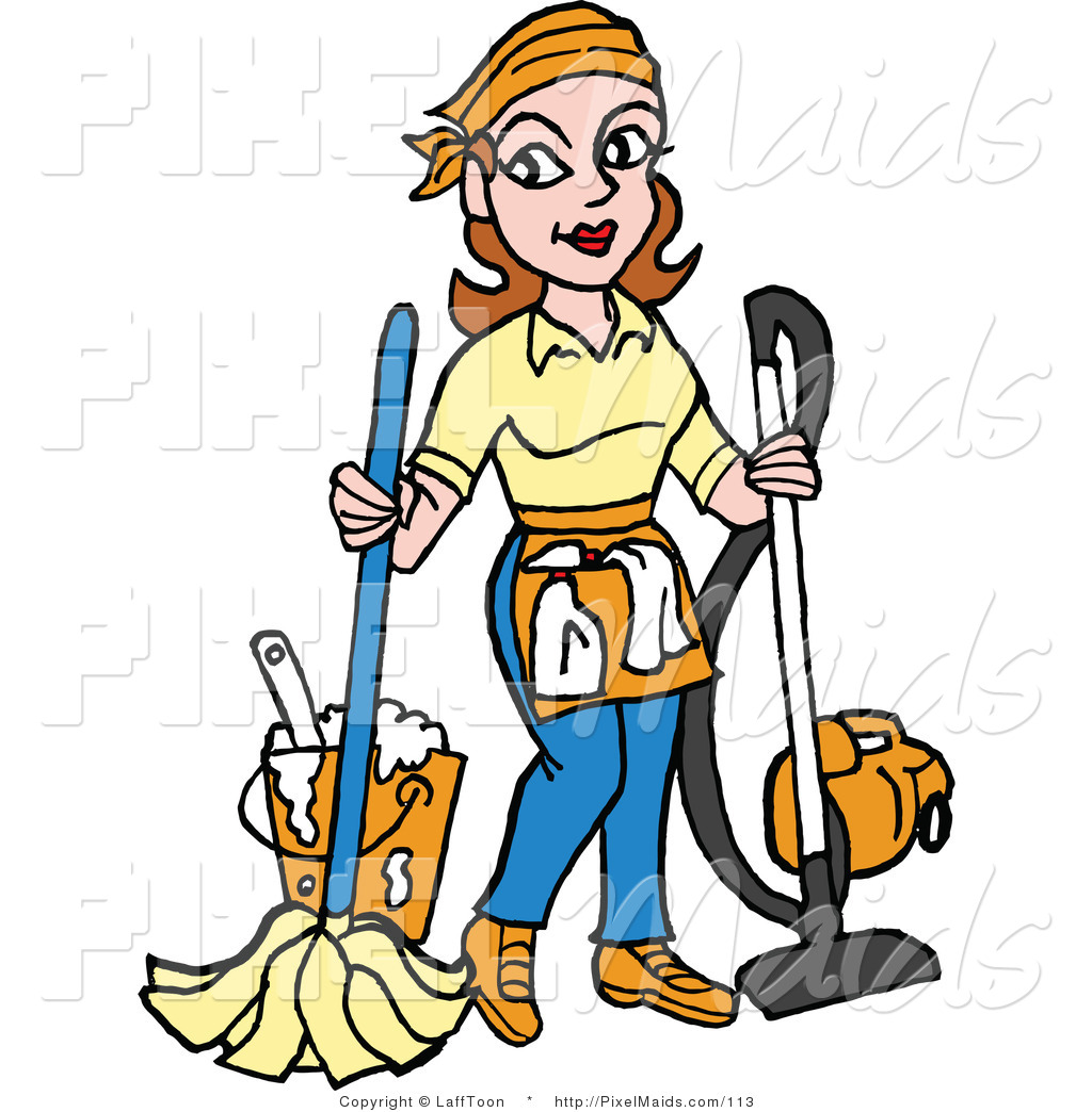 Indian clipart sad Housekeeping Clip Clipart  Clipart