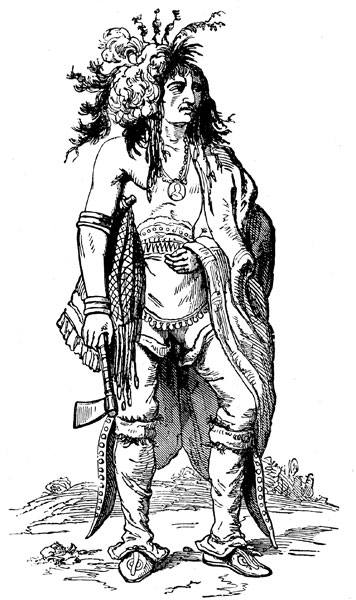 Indian clipart iroquois Iroquois: Thinker) An O (The