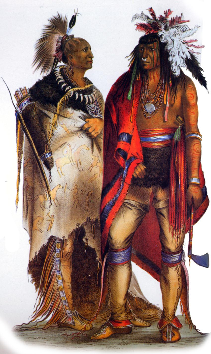 Indian clipart iroquois  by Elizabeth of Indians