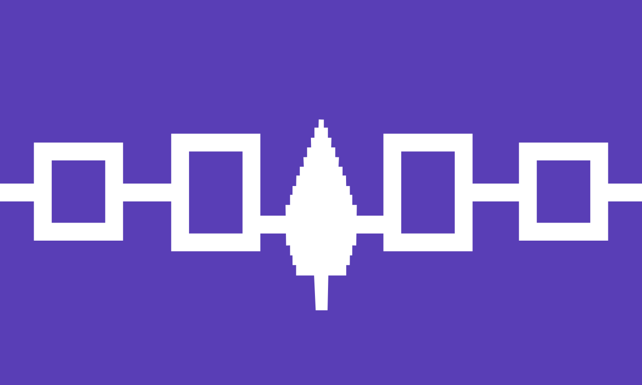 Indian clipart iroquois Svg File:Flag svg File:Flag the