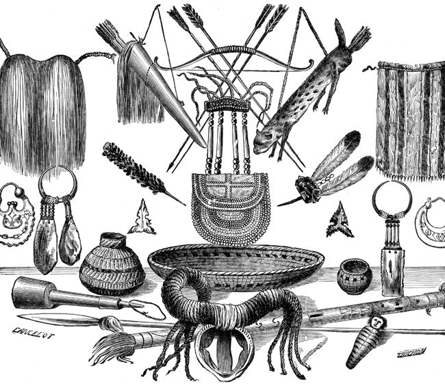 Khife clipart indian Artifacts on Pinterest Artifacts Indian