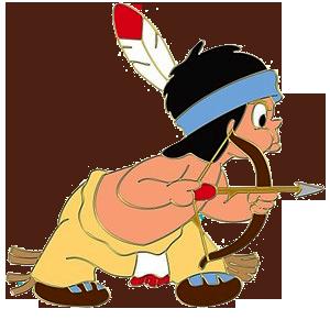 Indian clipart little Hiawatha Little Hiawatha Little Clipart