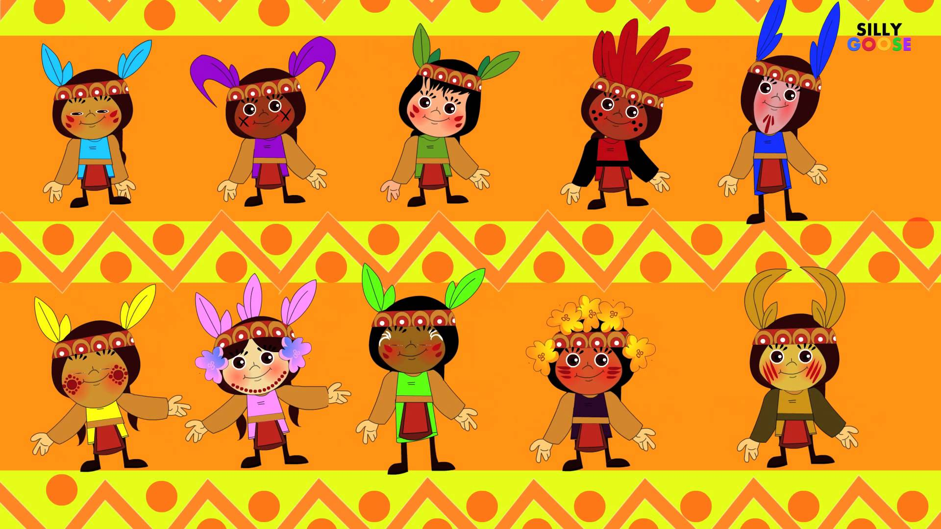 Indian clipart little Lyrics YouTube Indian Rhyme With