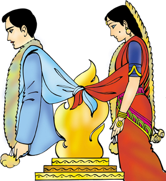 Gallery clipart indian #1 marriage Image marriage Clipart