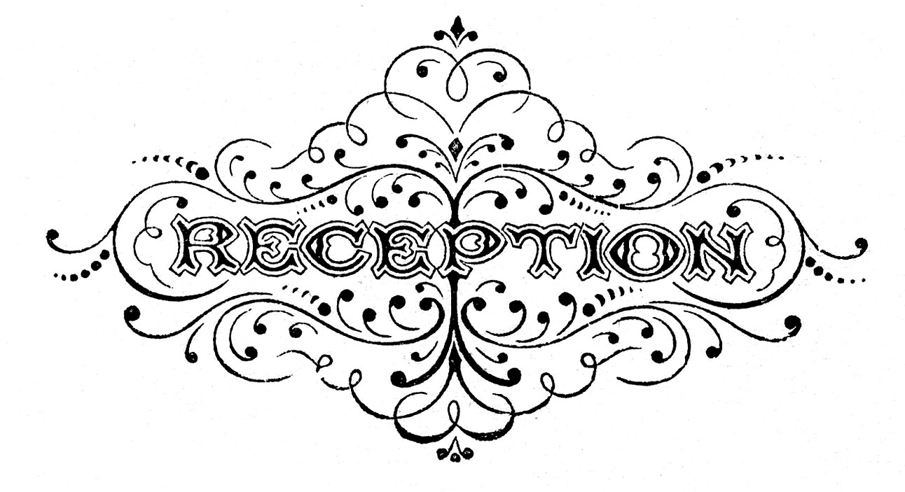 K.o.p.e.l. clipart wedding reception Cliparts Clip Download  Free