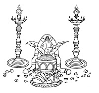 Indian clipart marriage ceremony AND Invitation INDIA: Function and