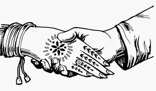 Indian clipart marriage invitation Invitation Wedding Wedding Invitation Indian