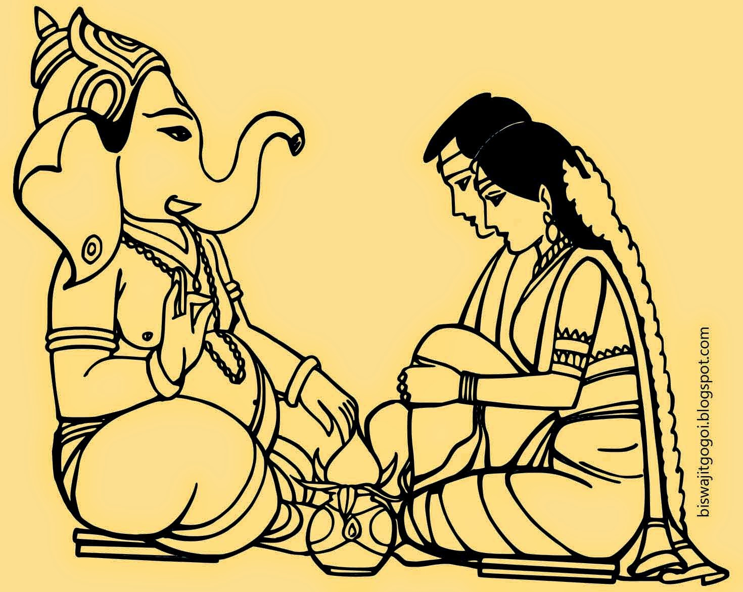 Indian clipart married Marriage Clipart ক্লিপ with Lord