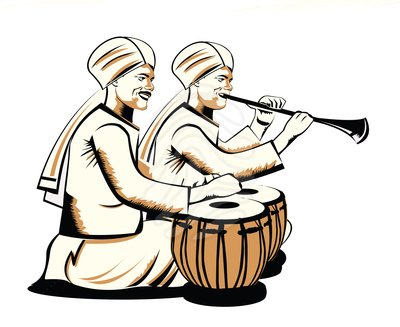 Indian clipart married Band or Here go