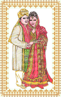 Indian clipart married Wedding Invitations Wedding Wedding SpecialistsThe