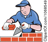 Indian clipart sad Brick Mason Clipart