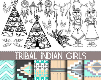 Indian clipart mason Mason Clip Art Clipart Tribal