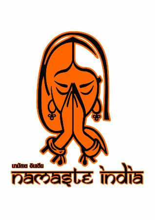 Indian clipart namaste Home