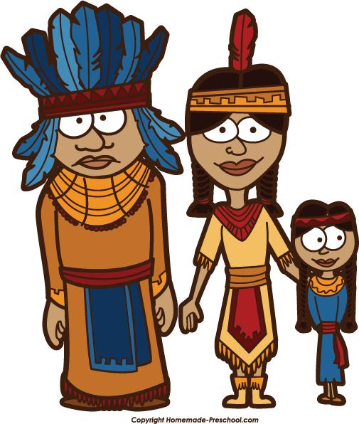 Native American clipart cartoon Cliparting Native com clipart clipart