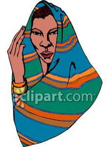 Indian clipart old Clipart image Indian Woman Clipart
