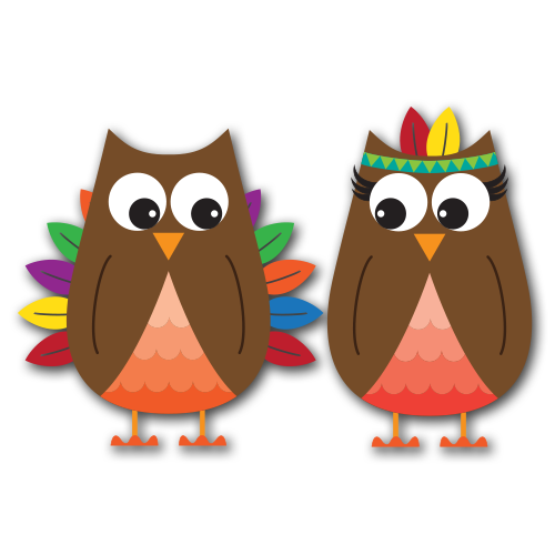 Owl clipart pilgrim By Download Clipart design art