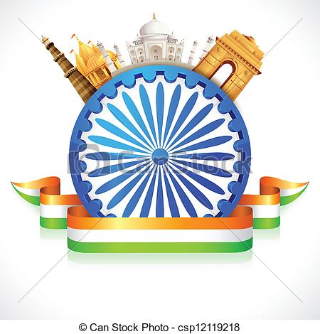 Indian clipart patriotism Great Great monument of
