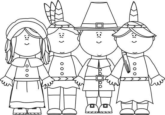 Indian clipart pilgrims And Thanksgiving Thanksgiving Images Indians