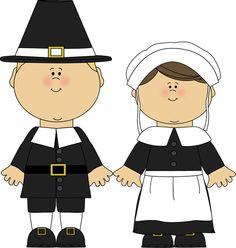 Indian clipart pilgrims Pilgrim Savoronmorehead Pilgrims Clip Thanksgiving