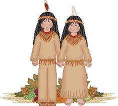 Pilgrim clipart wampanoag indians American Theme and Ideas newsletter