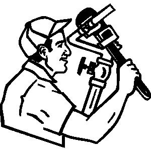 Indian clipart plumber Art clipart CB785B95 422D 98C9