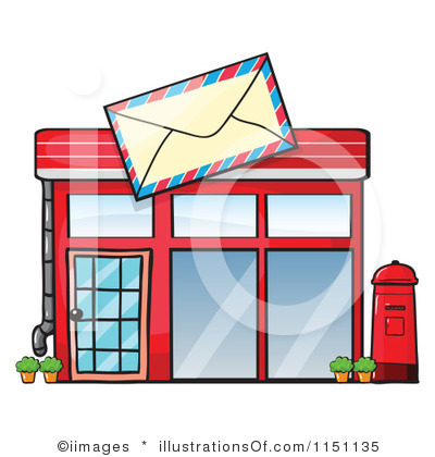 Office clipart office building (5+) post office Clipart Office